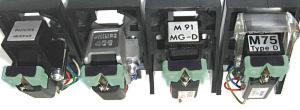GP400II GP406III M91MGD M75D