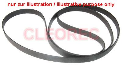 NEU AP 001 C Flach Riemen Flat Belt AP001C Antriebsriemen für AKAI AP-001C